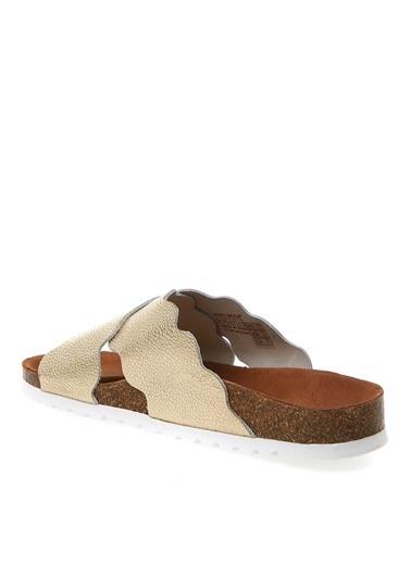 Vero Moda Sandalet Altın